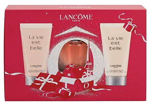 Lancôme La vie est belle Duftset(La vie est belle Eau de Parfum,30ml+La vie est belle Körperlotion,50ml+La vie est belle Duschgel,50ml), 130 ml