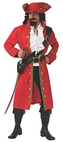 Rubie's Pirate Captain, As Shown, XL