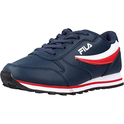 Fila Orbit Low Sneaker Kinder