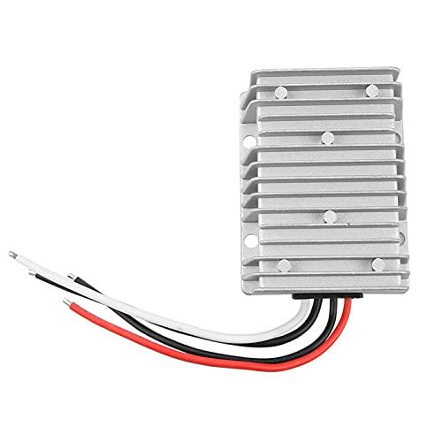 Regulador de voltaje CC a CC, módulo regulador de voltaje convertidor 30A convertidor ajustable convertidor CC-CC, para telecomunicaciones automotriz
