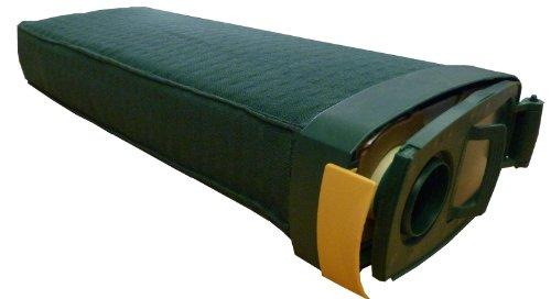 Mister Vac A235 - Cartucho colector de polvo con soporte para bolsas, compatible con Vorwerk Kobold VK 121