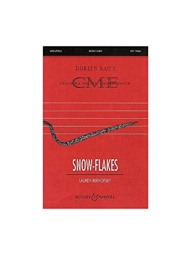 Snow-Flakes: Kinderchor (SS) und Klavier. Chorpartitur. (Choral Music Experience)