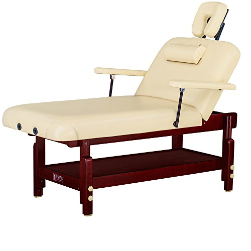 Master Massage 31'' Spamaster Series LX Stationary Massage Table