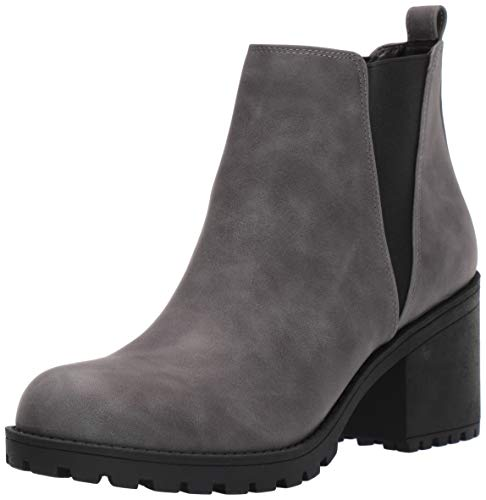 Dirty Laundry by Chinese Laundry Women's Lisbon Ankle Boot, ash, 10 M US