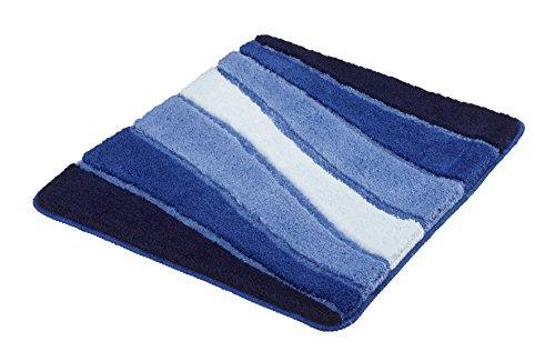 Meusch Badteppich Ocean blau 55 x 65 cm