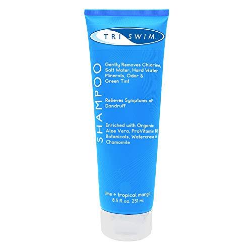 TRISWIM Shampooing Éliminateur de Chlore 251 ml