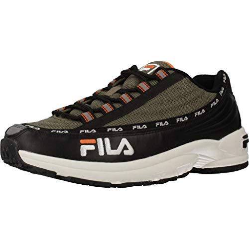 FILA Herren Dstr97 Joggingschuhe Sneaker Schwarz 45 EU