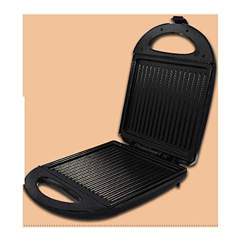 Teglia elettrico mini multifunzionale casa Sandwich 750Wdouble-Sided riscaldamento portatile creatore della cialda Doppia indicatore della lampada e Piastre Facile da pulire antiaderente ANJT