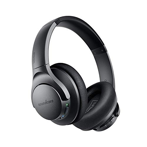 Soundcore Cuffie Bluetooth Life Q20, Cuffie Bluetooth Over Ear...