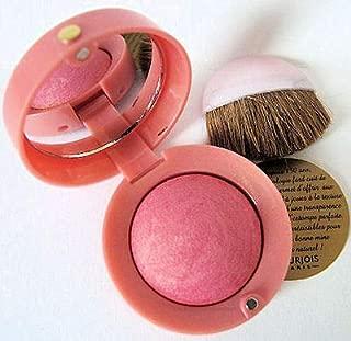Bourjois Little Round Pot Blush 2.5g Ultra-fine pressed powder 34 Rose D'or