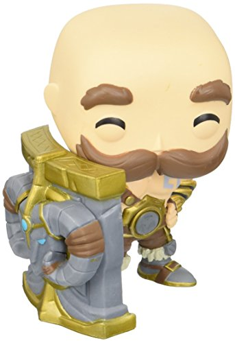 Funko 10304 POP Vinylfigur: League of Legends: Braum, Multi
