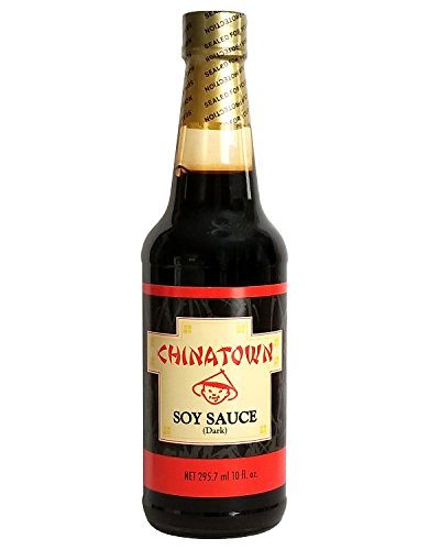 Chinatown Soy Sauce (Dark) 10oz (Pack of 1)