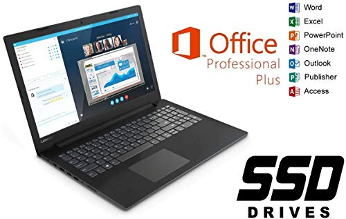 Laptop V145-15 - AMD A4-9125 Prozessor - 8GB-RAM - 256GB SSD - Windows 10 Pro + MS Office 2016 Pro - 39cm (15.6