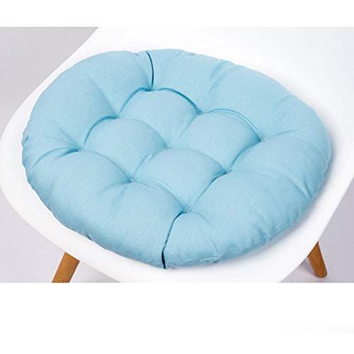 Zitkussen, stoelkussen, bijzonder sterk gewatteerd, comfortabel zitkussen voor stoelen voor binnen en buiten