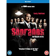 The Sopranos: The Complete Series [Blu-ray] [2007] [1999] [Region Free]