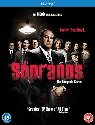 SOPRANOS COMPLETE SERIES THE