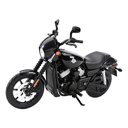 MHDTN El Maquetas Coche Motocross Fantastico 1︰12 2015 For Street 750 Sporty Colección De Motocicletas De Fundición A Presión Estática Hobby Boy Girl GIF Expresión De Amor
