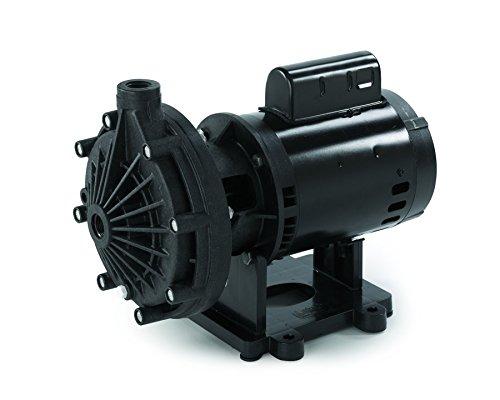 Best Bargain Pentair LA01N Energy Efficient Single Speed Pressure-Side Pool Cleaner Booster Pump, 3/...