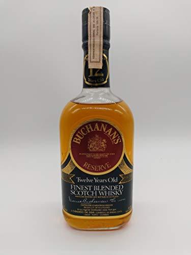 Buchanan's Reserve Whisky 1970s