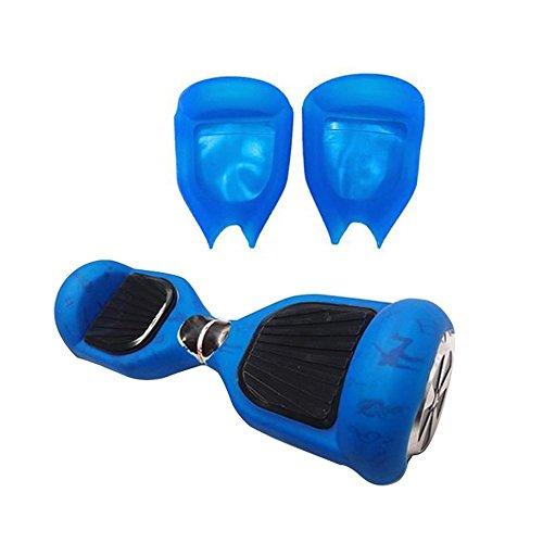Blue Flexible de Silicona Cubierta de la caja Protectora 6,5 Pulgadas Smart...