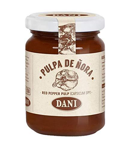 Red Pepper Pulp (Capsicum) - Pulpa de Ñora, 125 gr