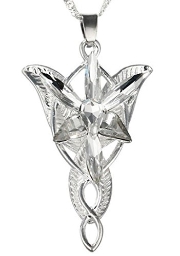 Collier Pendentif Arwen du Seigneur des Anneaux–Kitteh City