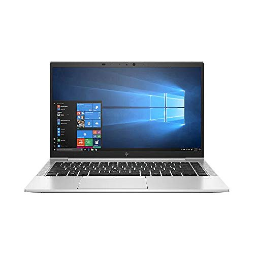 HP EliteBook 840 G7 14-inch Laptop (240K1US#ABA) Intel i5-10310U, 8GB RAM, 256GB SSD, IPS 1920x1080, Win10 Pro