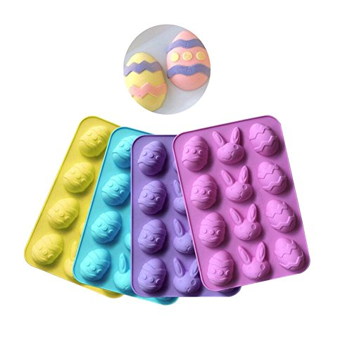 Mejor Candy Molds N More Easter Bunny Lollipop Chocolate Candy Mold 882 crítica 2020