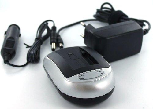 MobiloTec Ladegerät kompatibel mit Sony HDR-PJ810E, Camcorder/Digitalkamera Netzteil/Ladegerät Stromversorgung