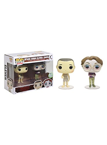 Funko POP! Stranger Things: Eleven y Barb Exclusivo