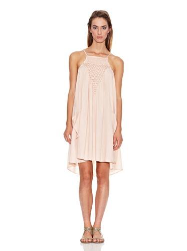 Luna Llena jurk Medium roze