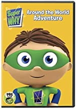 Super Why!: Around The World Adventure Face