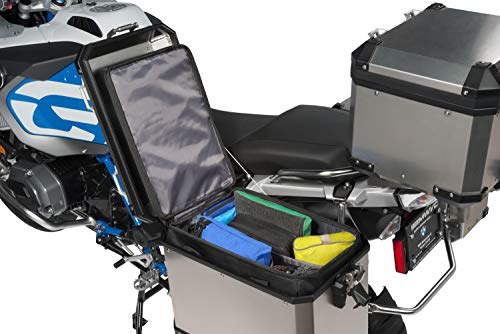 Tour Master Liner Saddle Bag Compatible for BMW GS 1200 - Black/One Size