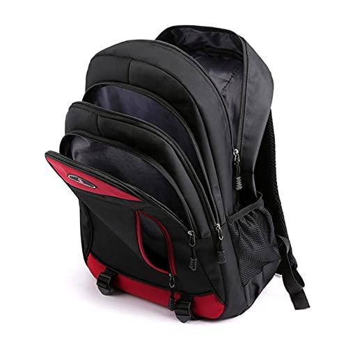 Mochila de negocios para ordenador portátil, mochila de nailon, mochila de 15,6 pulgadas, mochila impermeable