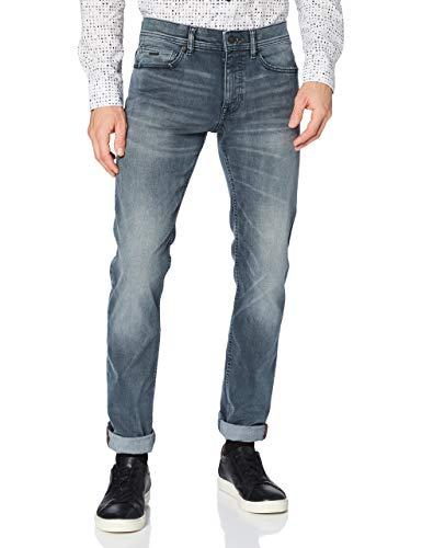 BOSS Delaware BC-L-P Jeans, Charcoal11, 34W x 32L Homme