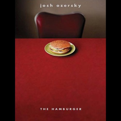 Hamburger audiobook cover art