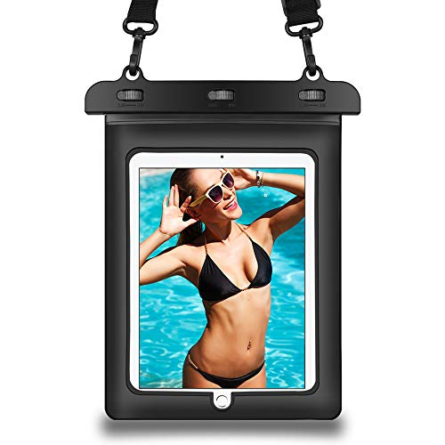 Premium Clear Water Tight Cases Pouch Dry Bag for Samsung Galaxy Tab S6 Lite, S6