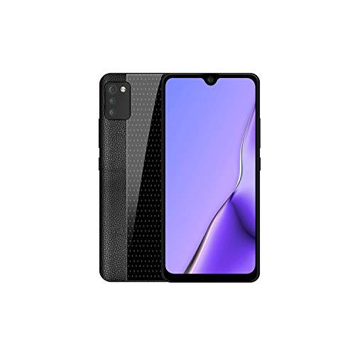 CUBOT Note 7 - Smartphone de 5.5' HD+, 2GB y 16GB, Cámara Triple de 13 MP con IA, Batería de 3100mAh, Android 10, Procesador Mediatek MT6737, Color Negro