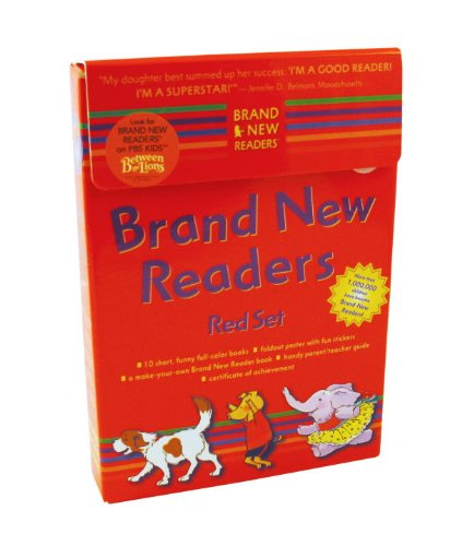 Brand New Readers Red Setの詳細を見る