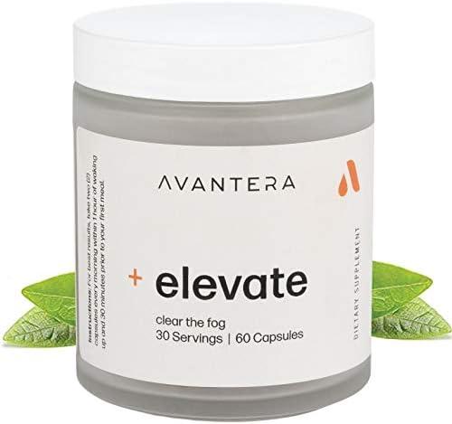 Avantera Premium Nootropic Elevate Improve Memory Enhance Focus Improve Gut Health Reduce Inflammation product image
