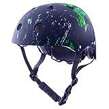Product Image of the Exclusky Kids Bike Helmet, Adjustable CE CPSC Certified Child Sport Helmet for...