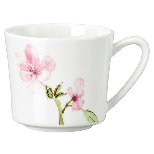 Rosenthal 61040-414124-14742 Jade Magnolie Kaffee-Obertasse 0,20 L