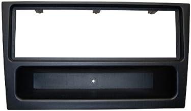 Lomatronix Baseline–Equipo de Montaje de Radio para Opel Corsa C, Combo, Omega B, Astra G, Vectra C, Meriva, Tigra, Agila, Vivaro, Suzuki Ignis, Wagon R, Color Negro