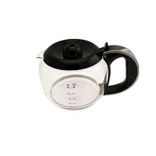 Verseuse noire complète Cafetière, Expresso 4055031480 ELECTROLUX