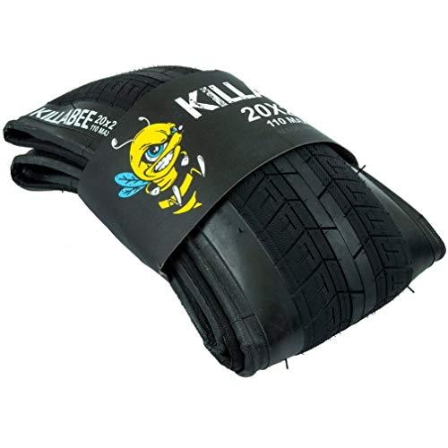 Total BMX Killabee Pneu BMX pliable Noir 2,1\