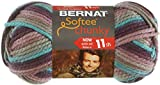 Bernat Shadow, Softee Chunky Ombre Yarn, Multipack of 12, 12 Pack