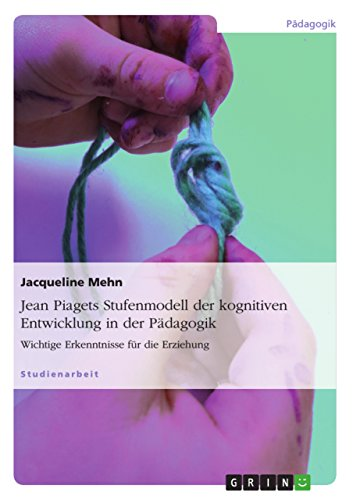 Jean Piagets Stufenmodell der kognitiven Entwicklung in der Pädagogik: Wichtige Erkenntnisse für die Erziehung