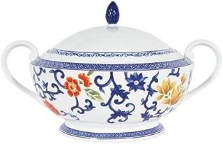 Lauren Ralph Lauren Dinnerware, Mandarin Blue Covered Casserole by Lauren by Ralph Lauren
