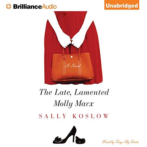 The Late, Lamented Molly Marx audiobook cover art