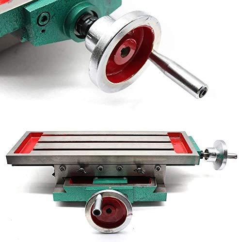 Multifunktions-Fräs-Arbeitstisch Fräsmaschine Composite-Bohrtisch Koordinatentisch Kreuztisch Bohrtisch Werkzeugmaschinen